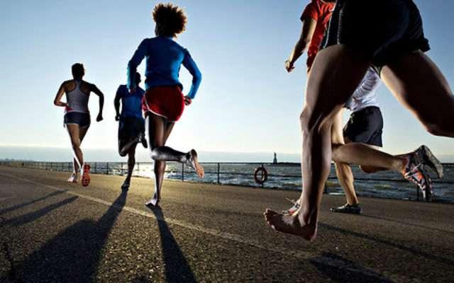 correre insieme senza infortunanrsi
