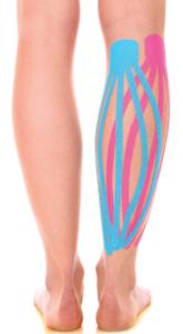 cerotto polpaccio gamba