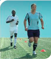 esercizi calcio 11+ 1 corsa