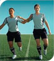 esercizi calcio 11+ 11 squot 3