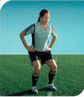 esercizi calcio 11+ 11 squot