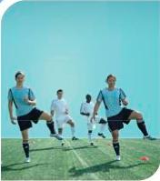 esercizi calcio 11+ 3 corsa anca in dentro