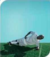 esercizi calcio 11+ 8 plank laterale 2