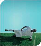 esercizi calcio 11+ 8 plank laterale